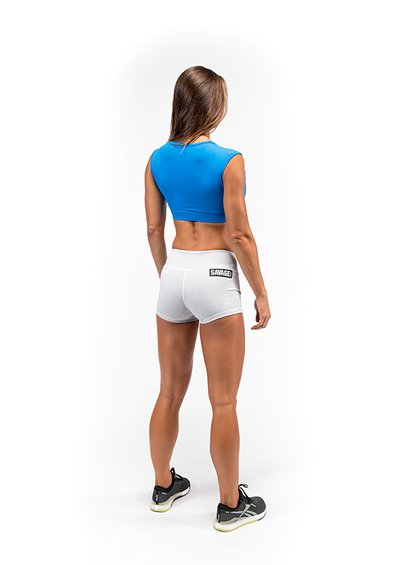Booty Shorts - Micro Stripe - Savage Barbell