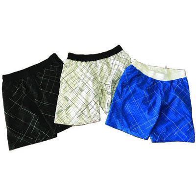 Men's Shorts - Gym - Tidal Blue - Savage Barbell