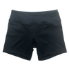 "Booty Shorts - Black 5 1/2"" Inseam"