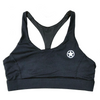 Sports Bra - Racerback ~ Black - Savage Barbell