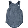 Yoga Tank Top - Heather Gray - Savage Barbell