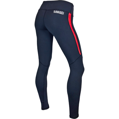 Leggings - Black Widow - Savage Barbell