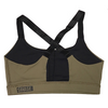 Sports Bra - Army - Savage Barbell