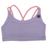 Sports Bra - 6 Strap Wild Orchid & Pink - Savage Barbell