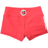 Booty Shorts - Red - Savage Barbell