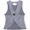 CrossBack Tank Top - Midnight - Savage Barbell