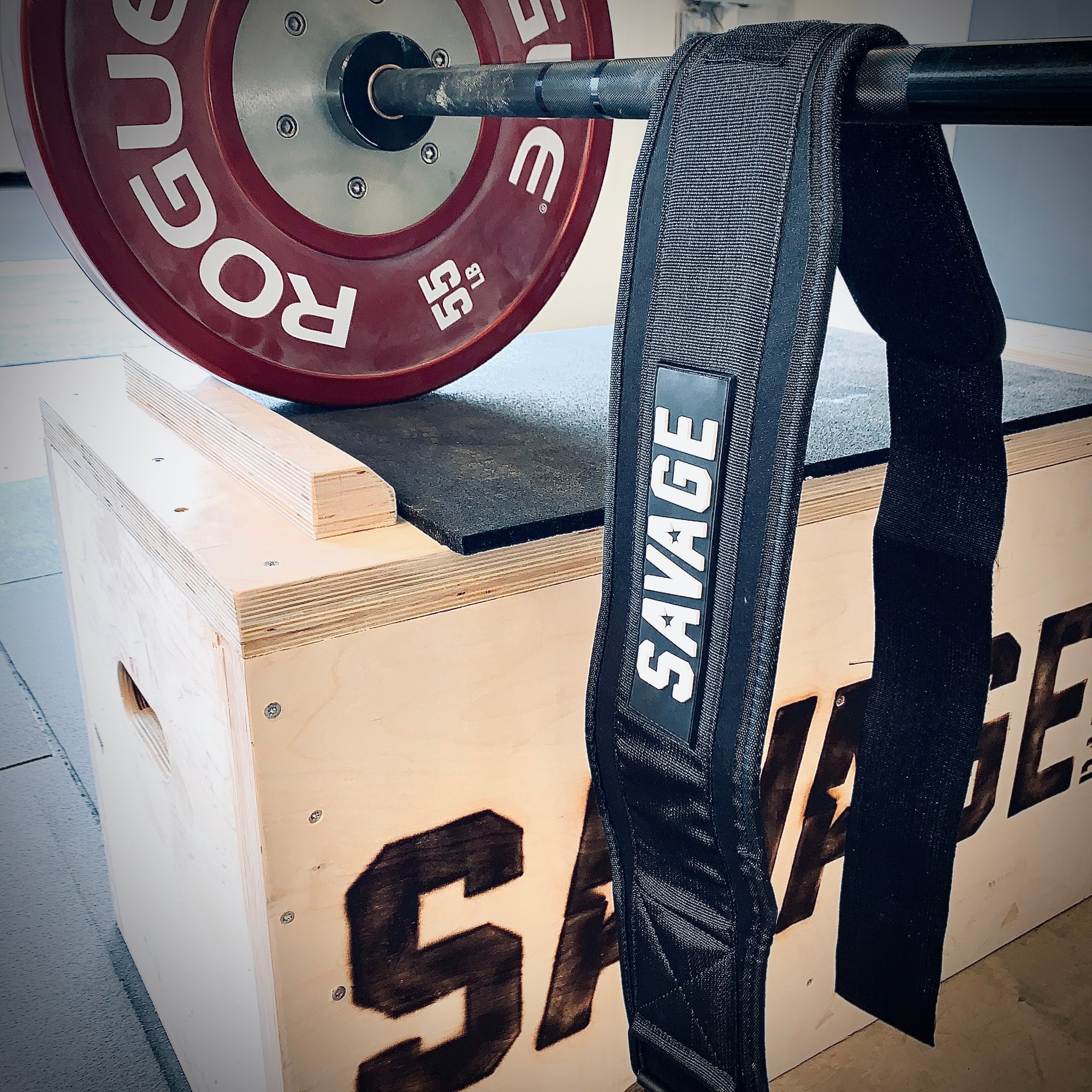 Savage Nylon Weight Belt