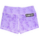 Booty Shorts - Puppy Dog - Purple