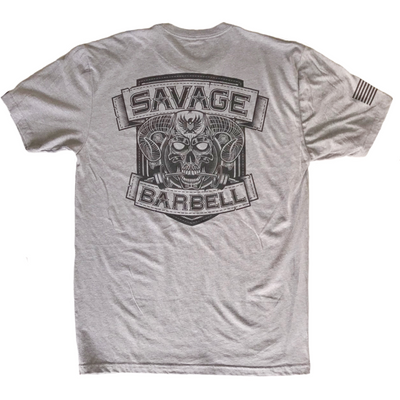 Men's T-Shirt - Horny Devil - Savage Barbell