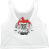 Crop Top - Savage Games - White - Savage Barbell