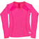 Long Sleeve Active Top - Hot Pink