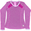 Long Sleeve Active Top - Lilac - Savage Barbell