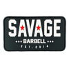 Savage Patch - New Banner 2019 - Savage Barbell