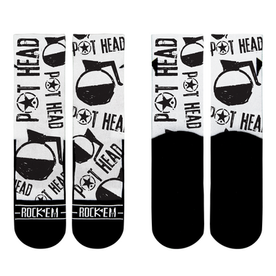 Socks - Pot Head - Savage Barbell