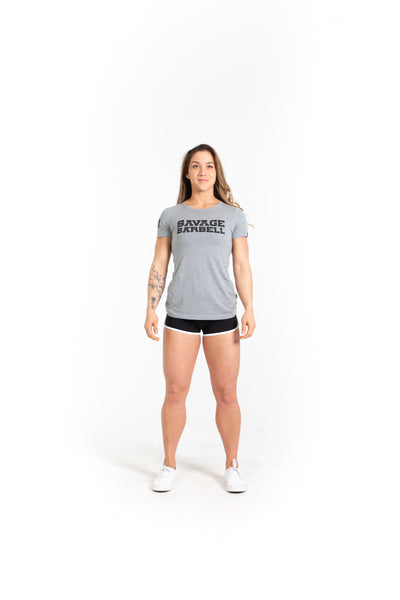 Women's T-Shirt - Horny Devil - Savage Barbell