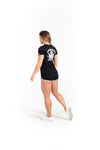 Women's T-Shirt - Suicide Squad - Black - Savage Barbell