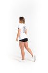 Women's T-Shirt - Suicide Squad ~ White - Savage Barbell