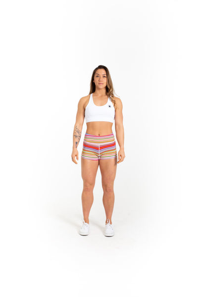 Booty Shorts - Candy Shop - Savage Barbell