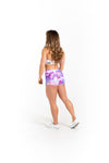 Booty Shorts - Unicorn Dreams - Savage Barbell Apparel