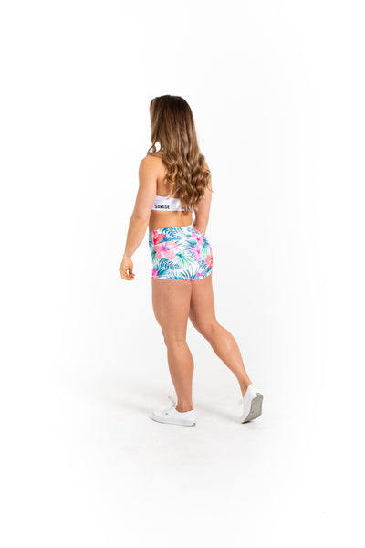 Booty Shorts - Maui Wowie - Savage Barbell