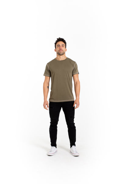 Stealth Performance - Straight Bottom - Army