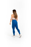 "24"" High Waist Leggings - Atlantis - Savage Barbell"