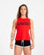 CrossBack Tank Top - Scarlet Red