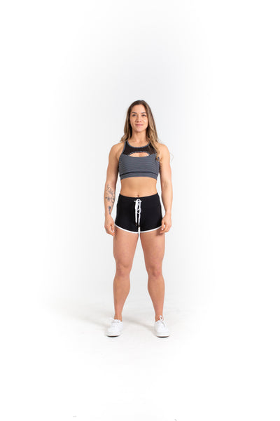 Sports Bra - Jailhouse - Savage Barbell
