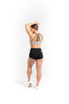 Sports Bra - Web Back - Spider - Savage Barbell