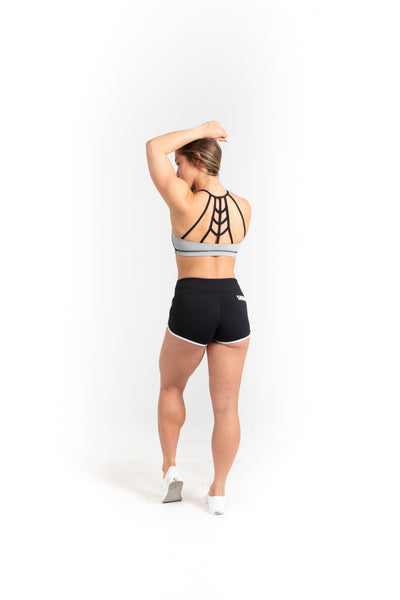 Sports Bra - Web Back - Spider - Savage Barbell Apparel