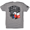 Men's T-shirt - Texas Savage - Savage Barbell