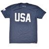 Men's T-shirt - USA - Savage Barbell