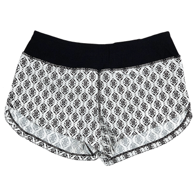 Break Line Shorts - White SB - Savage Barbell