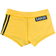Booty Shorts - Viper Low Rise - Yellow