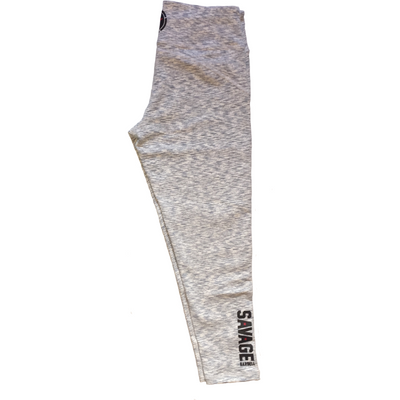 "21"" Capri Leggings - Arctic - Savage Barbell"