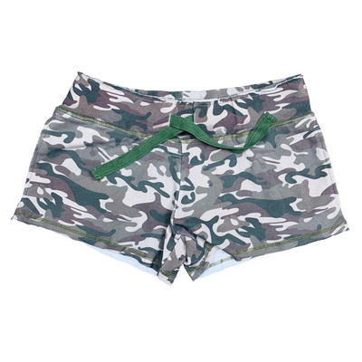 Chiller Shorts - Camo - Savage Barbell