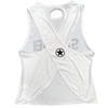 CrossBack Tank - Stormy White - Savage Barbell