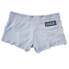 Chiller Shorts - Soft Gray - Savage Barbell