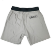 Men's Shorts - Gym Rat Shorts - Charcoal & Black - Savage Barbell Apparel