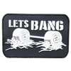 Savage Patch - Let's Bang - Savage Barbell