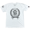 Zeus - White - Savage Barbell Men's T-Shirt - Savage Barbell