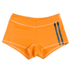Booty Shorts - Viper Low Rise - Orange - Savage Barbell