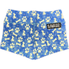 Booty Shorts - Puppy Dog - Blue - Savage Barbell
