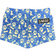 Booty Shorts - Puppy Dog - Blue