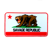 Savage Patch - Savage Republic - Savage Barbell
