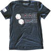 Mens T-Shirt - SAVAGE GAMES - Savage Barbell