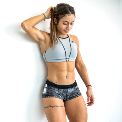 Sports Bra - Spider Web Back - Savage Barbell