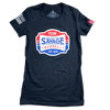2020 Team Savage - Black - Savage Barbell Women's T-Shirt - Savage Barbell