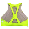 Sports Bra - Glow Stick High Neck - Savage Barbell