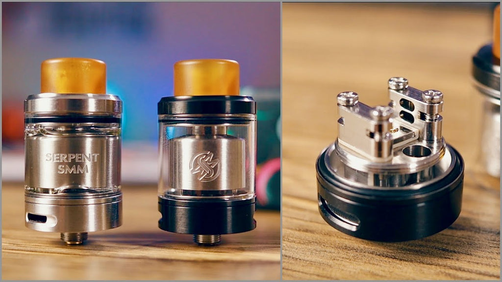 Wotofo Serpent SMM RTA Review – Suck My Mods collaboration comes good!